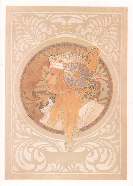 mucha-blonde from Surenka
