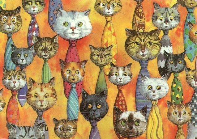 cats-ties