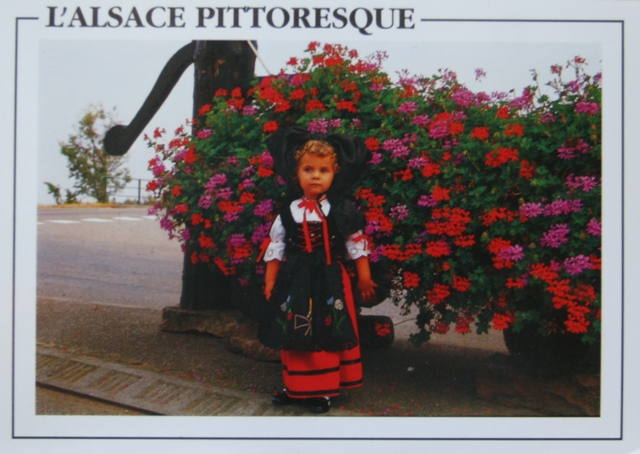 from France, Alsace