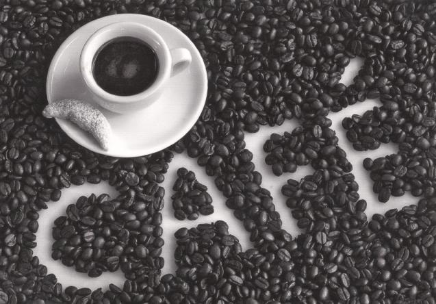 lart-du-cafe de Pazzolina