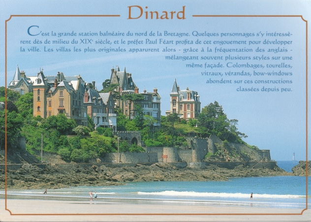 Dinard de Erin