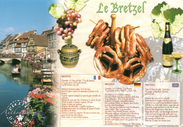 bretzel de Philippe
