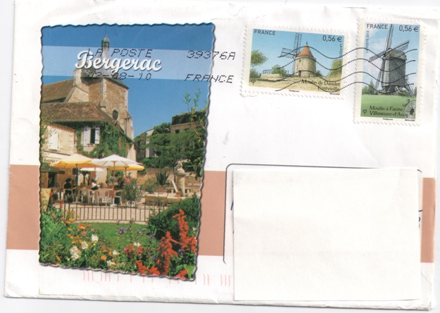 Dordogne, enveloppe