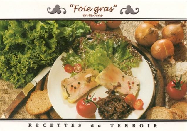 foie-gras de Sylvie