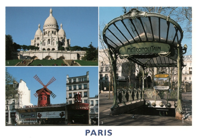 paris-montnartre de Mylene