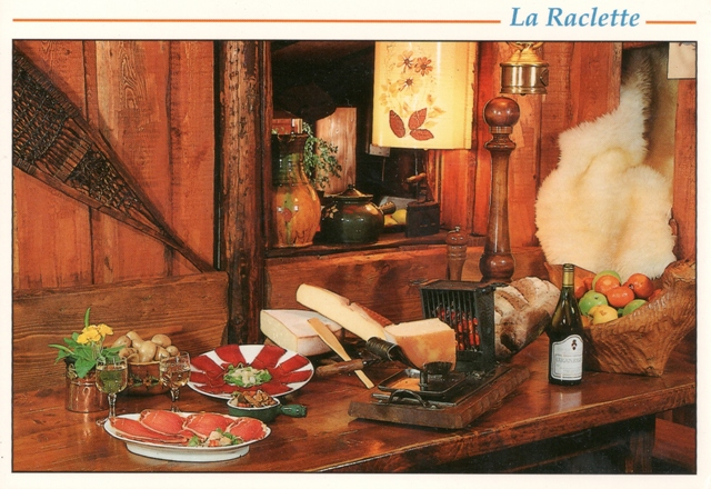 raclette, Mariette