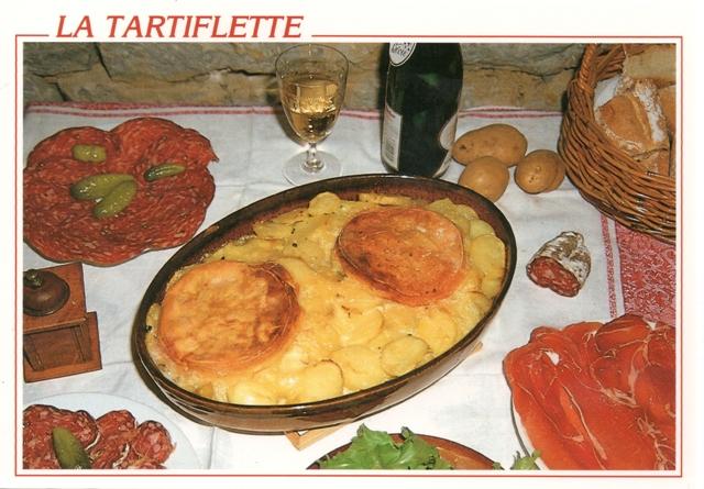 tartiflette, Mariette