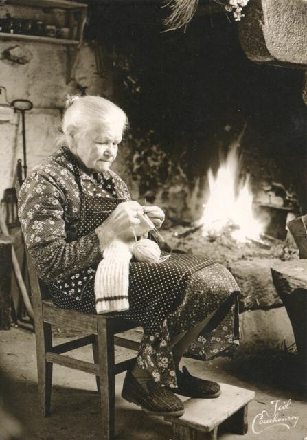tricotage, de Philippe