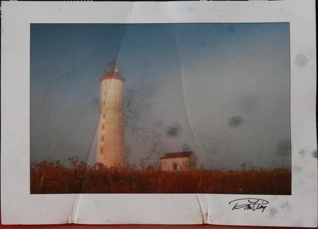 001 lh Saaremaa, Vilsandi island, Estonia, sent from Finland - manxious