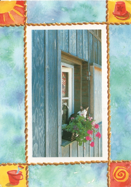 finnish-window-and-a-cat from Saara