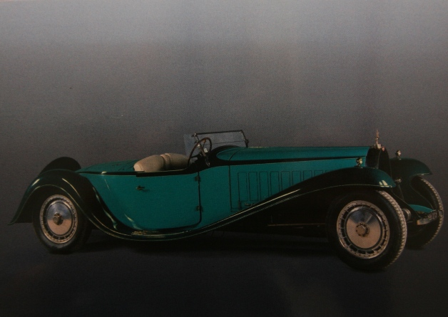Bugatti, from Doumik, musee de Mulhouse, Alsace