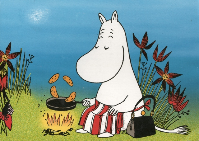 moomin-1, from Veronique