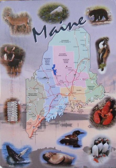 Map2, Maine