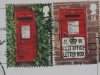 post-boxes-stamps from UK