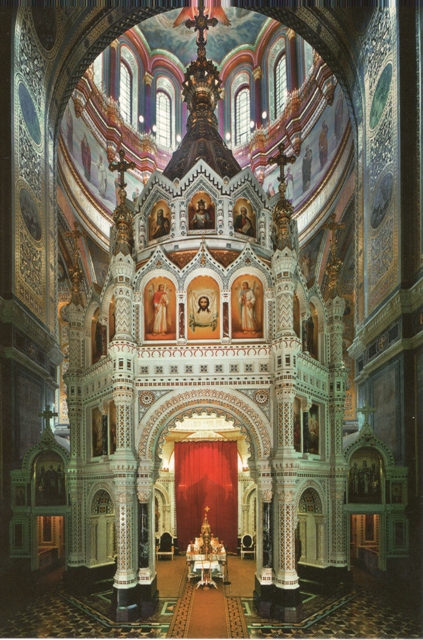moscow-main-iconostasis-cathedral-of-christ-the-savior