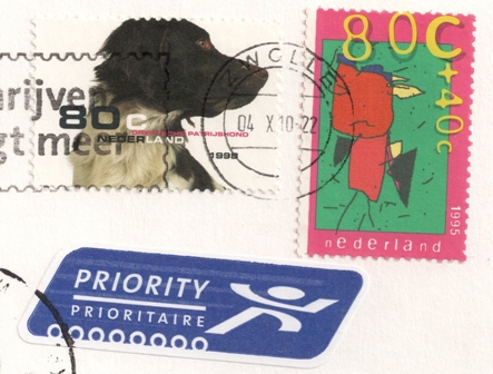 dog-stamp-from-netherlands