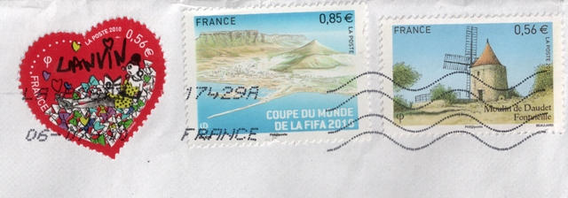french-stamps-provence