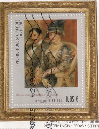 renoir-stamp