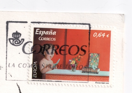 spanish-stamp-on-children-card