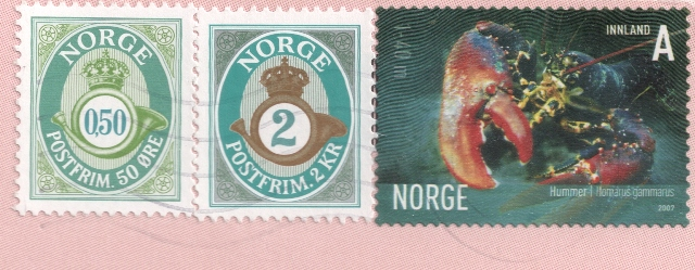 stamps-from-norway
