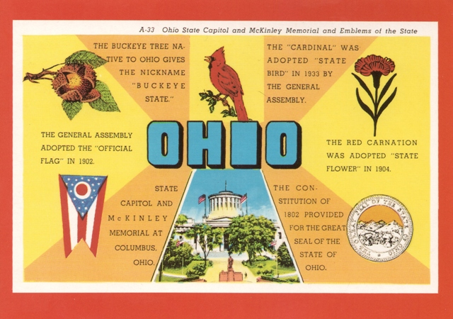 ohio-state-symbols