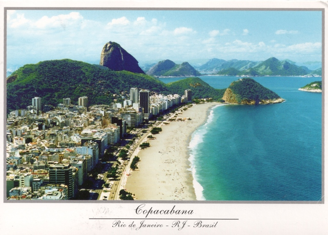 copacabana from Beatriz