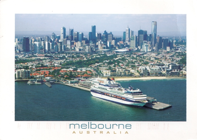 melbourne from Aussibear
