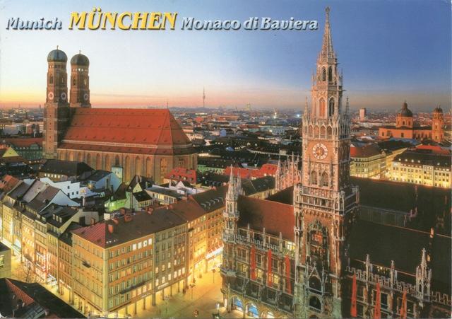 munchen from Sonnig