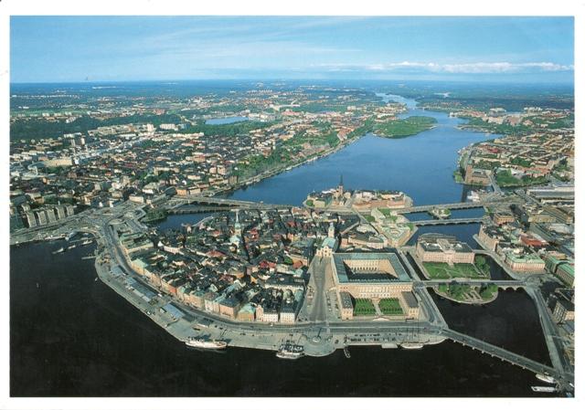 stockholm from Stina