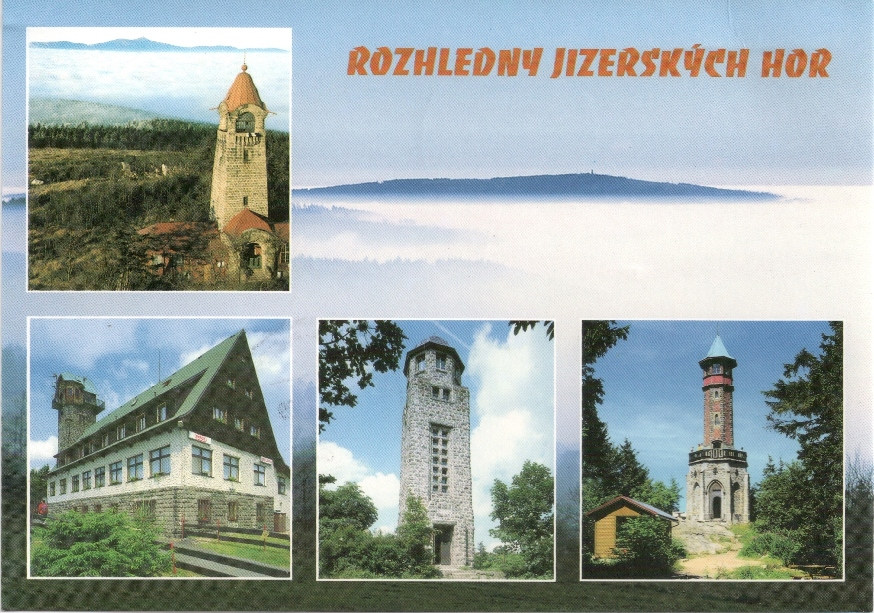 official card from Czechia
