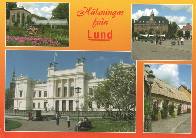 greetings-from-lund-sweden, from starlight