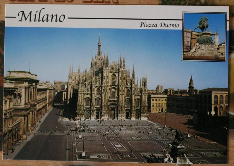 Milano2, Piazza Duomo, from Linda70