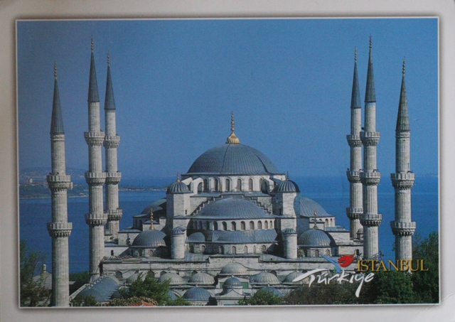 Blue Mosque, Istanbul, from ctrekoza