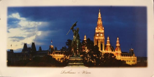 Vienna, from Finland