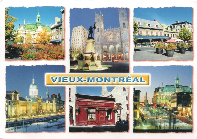 vieux-montreal